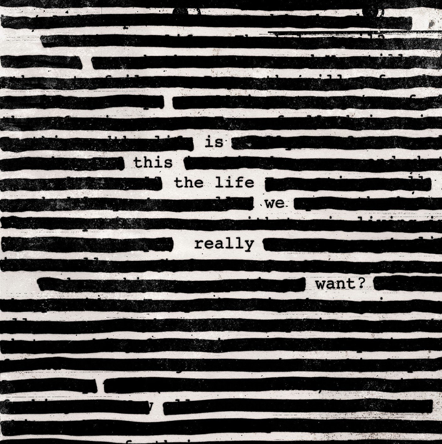 Caption: Roger Waters - Is This the Life We Really Want