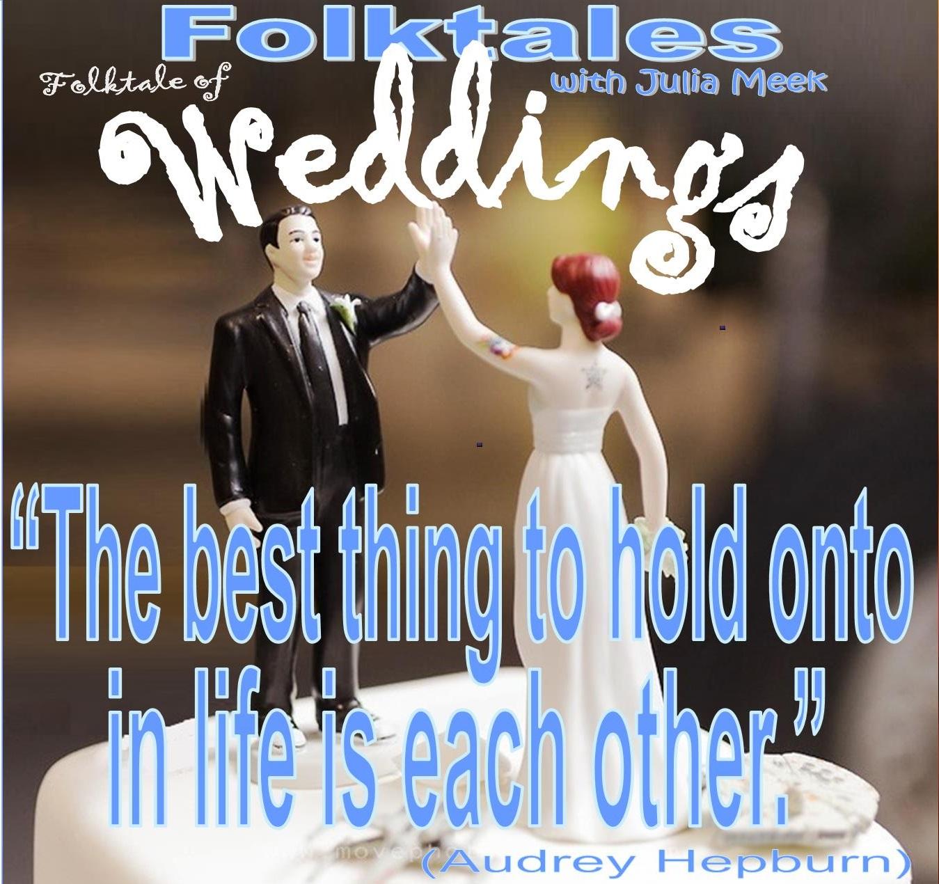 Caption: WBOI's Folktale of Weddings, Credit: Julia Meek