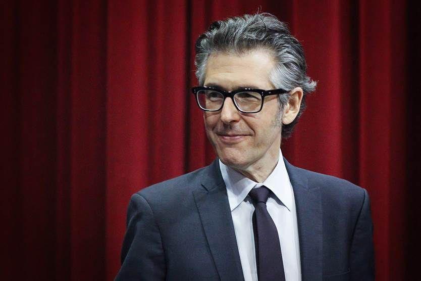 Caption: Ira Glass, Credit: Jesse Michener