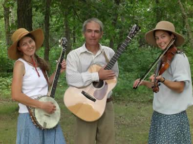 Caption: O'Neil Family Band of East Grand Forks, MN
