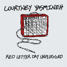 Caption: Courtney Yasmineh's recent EP, Credit: courtneyyasmineh.com