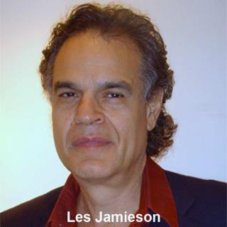 Caption: Les Jamieson