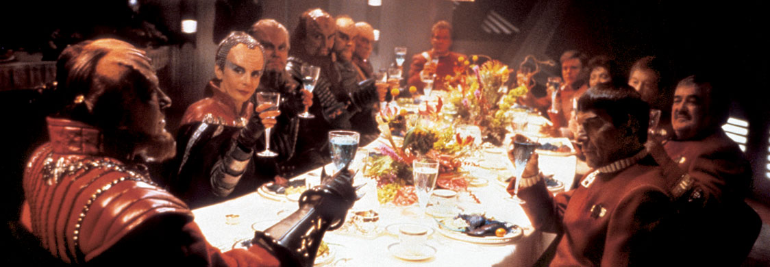 Caption: Star Trek VI: The Undiscovered Country, Credit: Paramount Pictures