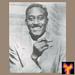 Caption: Harmonica ace Snooky Pryor. Image courtesy of Blues Unlimited magazine.