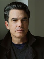 Caption: Peter Gallagher