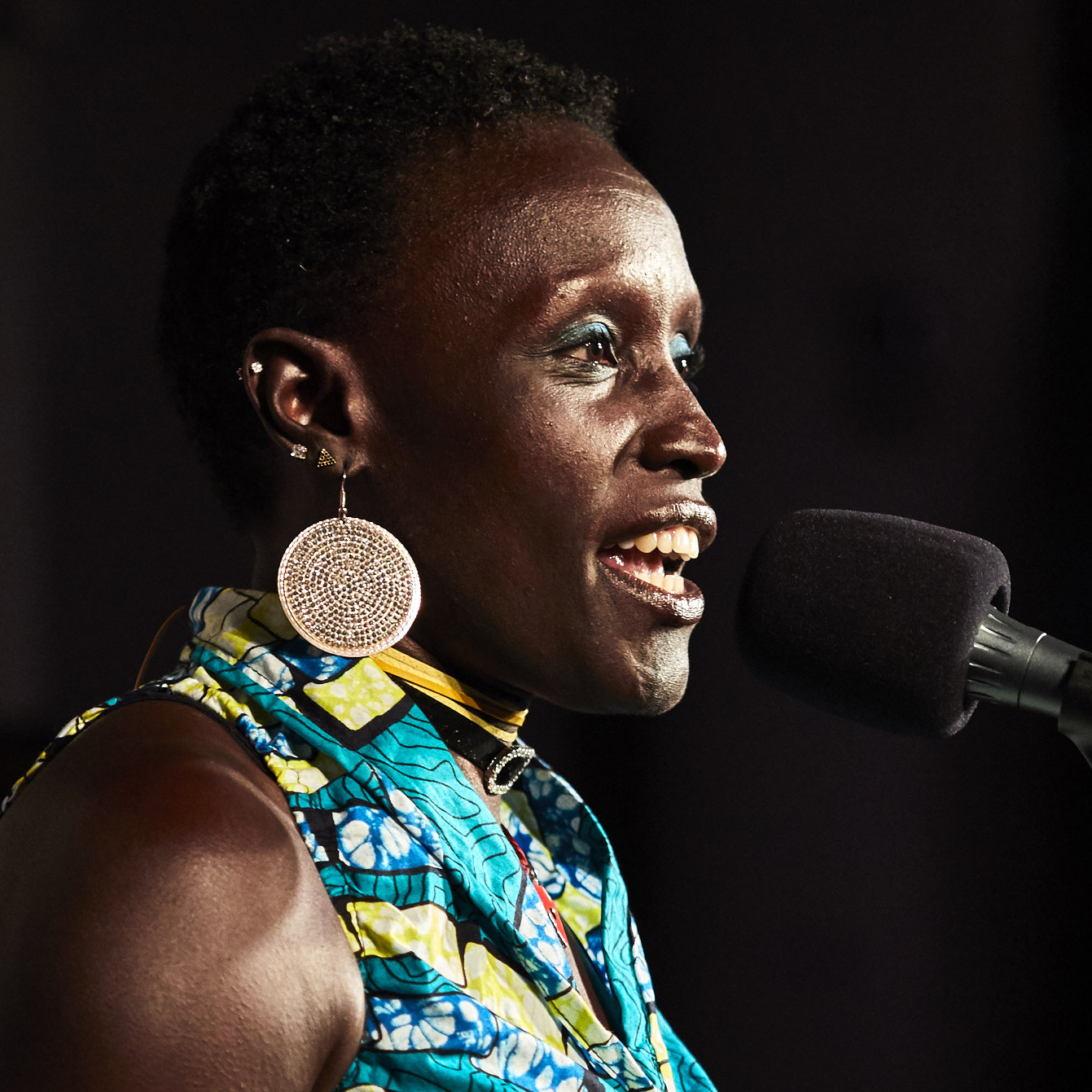 Caption: Esther Ngumbi, Credit: Photo by Jason Falchook