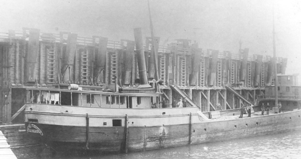 Caption: The Margaret Olwill, Credit:  [Historical Collection of the Great Lakes/Bowling Green State University]