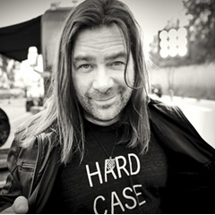 Caption: Alan Doyle