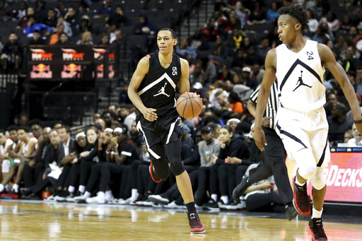 Caption: Darius Bazley's decision could seriously impact the dynamics of college basketball, Credit: Associated Press
