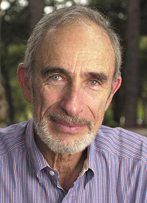 Caption: Paul R. Ehrlich, President, Center for Conservation Biology, Bing Professor of Population Studies, Stanford University