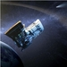 Caption: Artist concept of NEOWISE spacecraft in Earth orbit, Credit: NASA/JPL