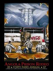 PRX » Piece » Broncos & Boudin: The Angola Prison Rodeo