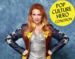 Caption: Chase Masterson: Founder of the Pop Culture Hero Coalition