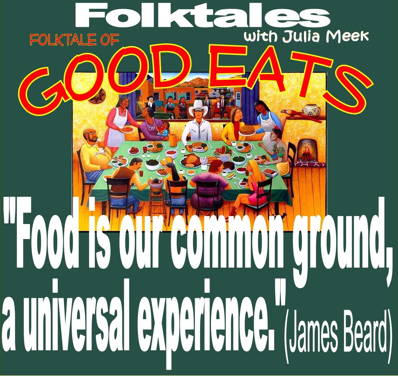 Caption: WBOI's Folktale of Good Eats, Credit: Julia Meek