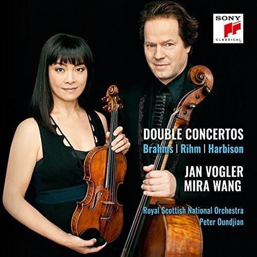 Caption: New release from Mira Wang & Jan Vogler, Credit: SonyClassical