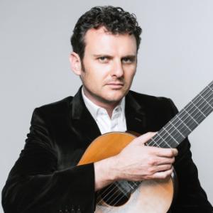 Caption: Guitarist Slava Grigoryan