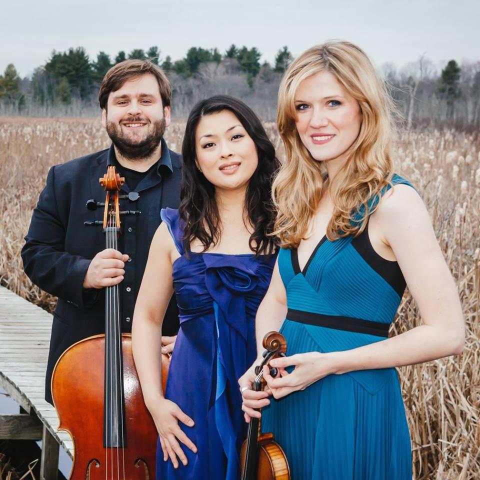 Caption: Neave Piano Trio, Credit: neavetrio.com