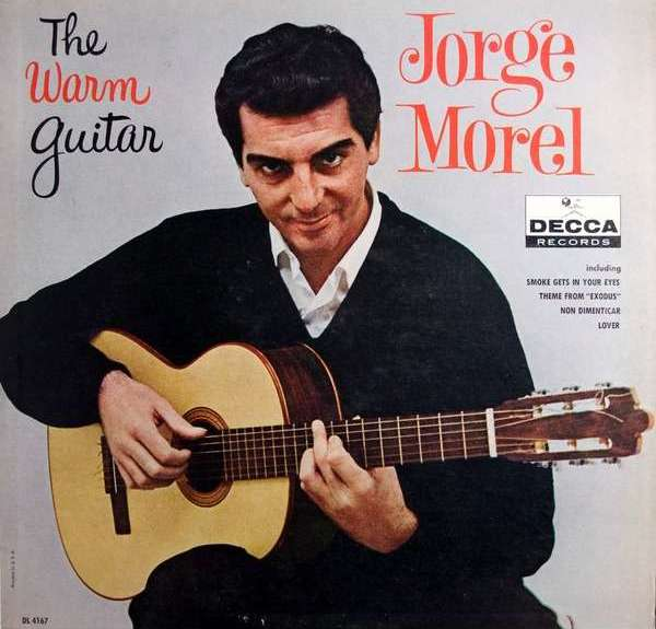 Caption: Jorge Morel, Credit: Decca Records
