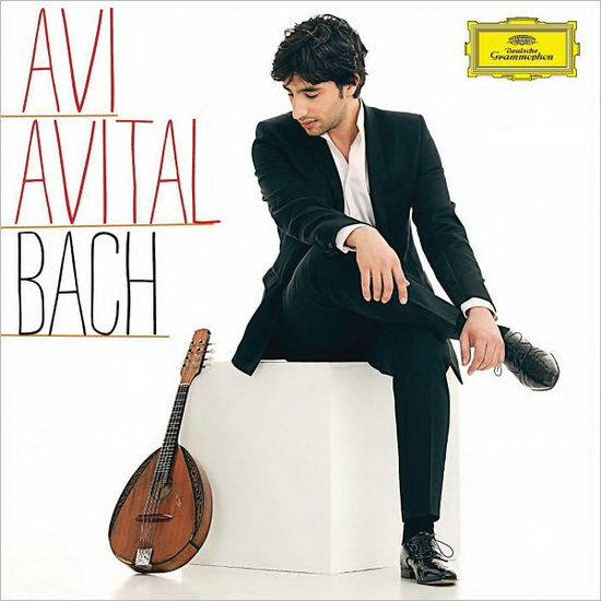 Caption: Avi Avital, Credit: Deutsche Grammofon