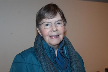 Caption: Sally Orsborn has been making the trip to Isle Royale since she was four years old