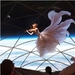 Caption: Artist concept of a performance aboard a SpaceX Big Falcon Spaceship (BFS), Credit: SpaceX