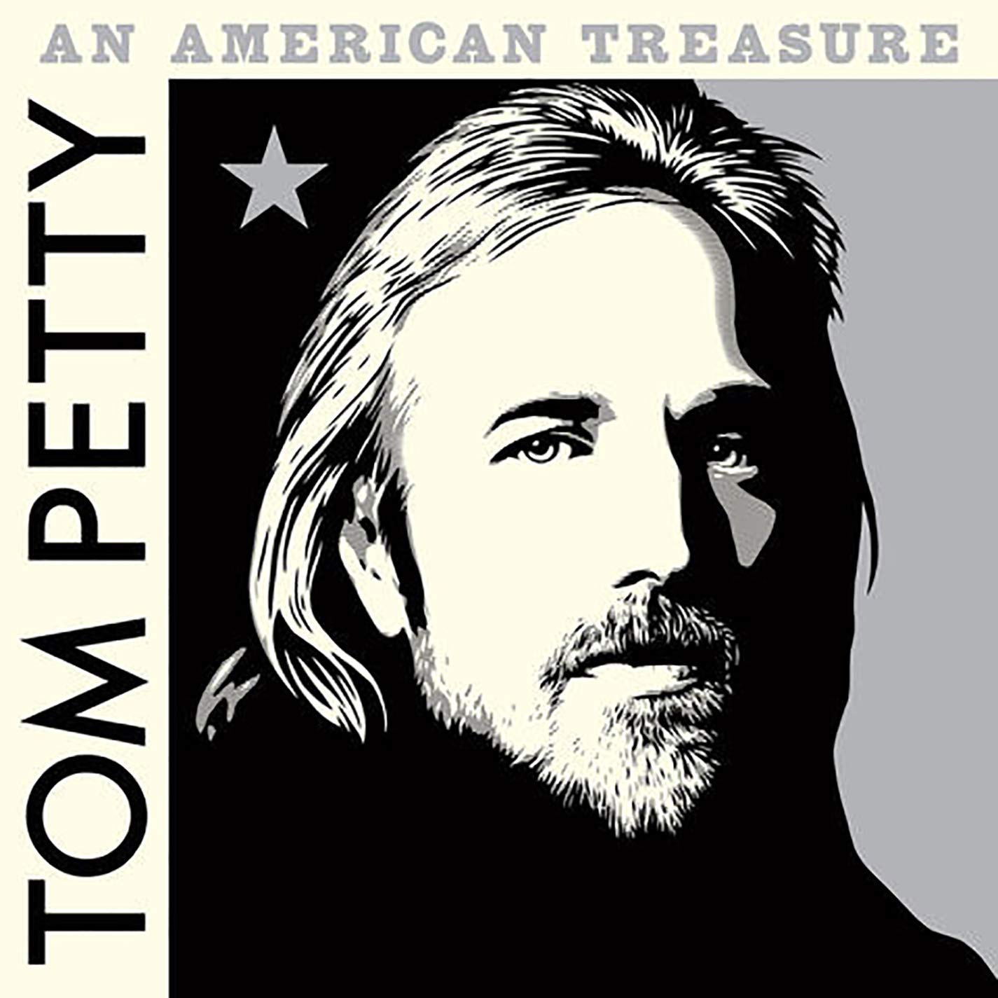 Caption: Tom Petty An American Treasure