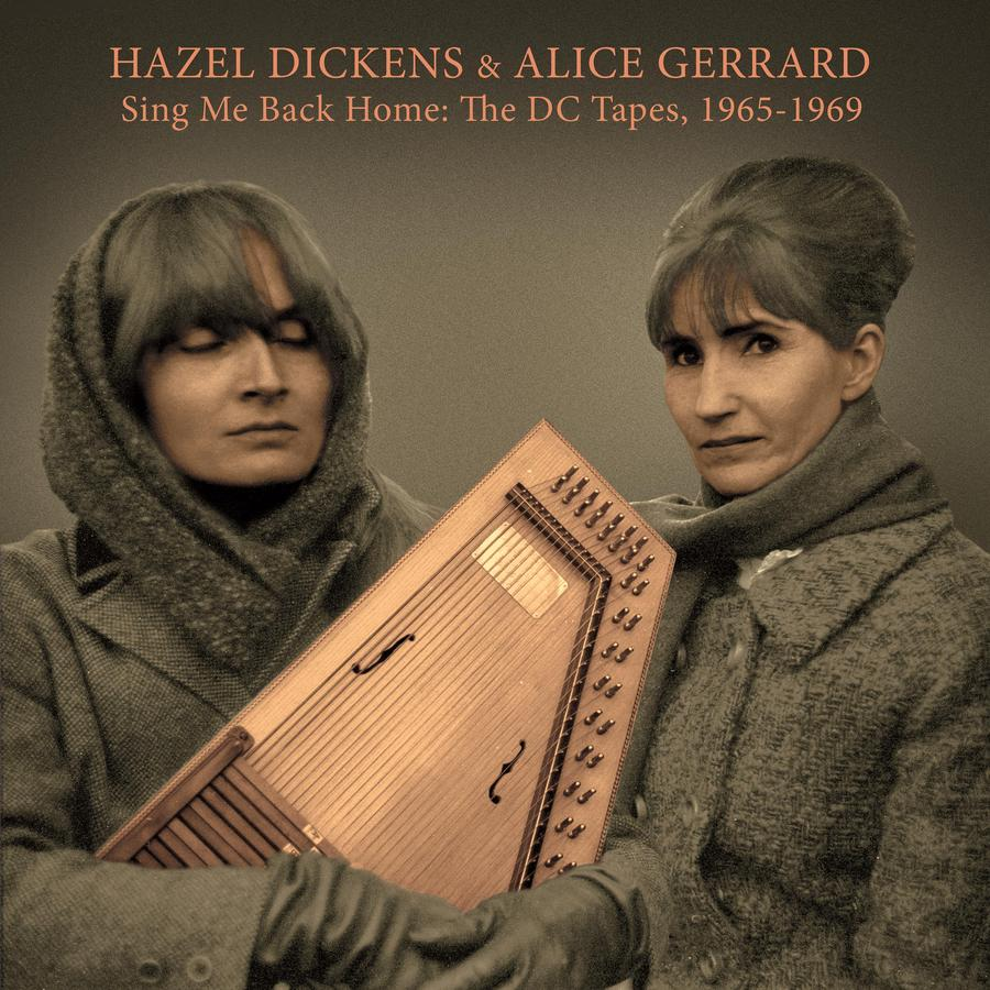 Caption: Alice Gerrard (l.) and Hazel Dickens in the 1960s.  On this week's Across the Blue Ridge, we hear selections from the new album, Hazel Dickens & Alice Gerrard - Sing Me Back Home: The DC Tapes, 1965-1969.  We hear Dickens and Gerrard shaping their signatu, Credit: Courtesy Free Dirt Records