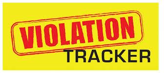 Caption: Corporate Violation Tracker