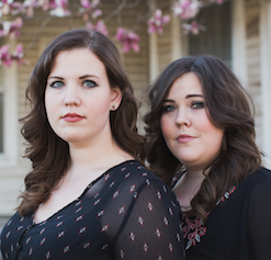Caption: The Secret Sisters, Credit: Abraham Rowe
