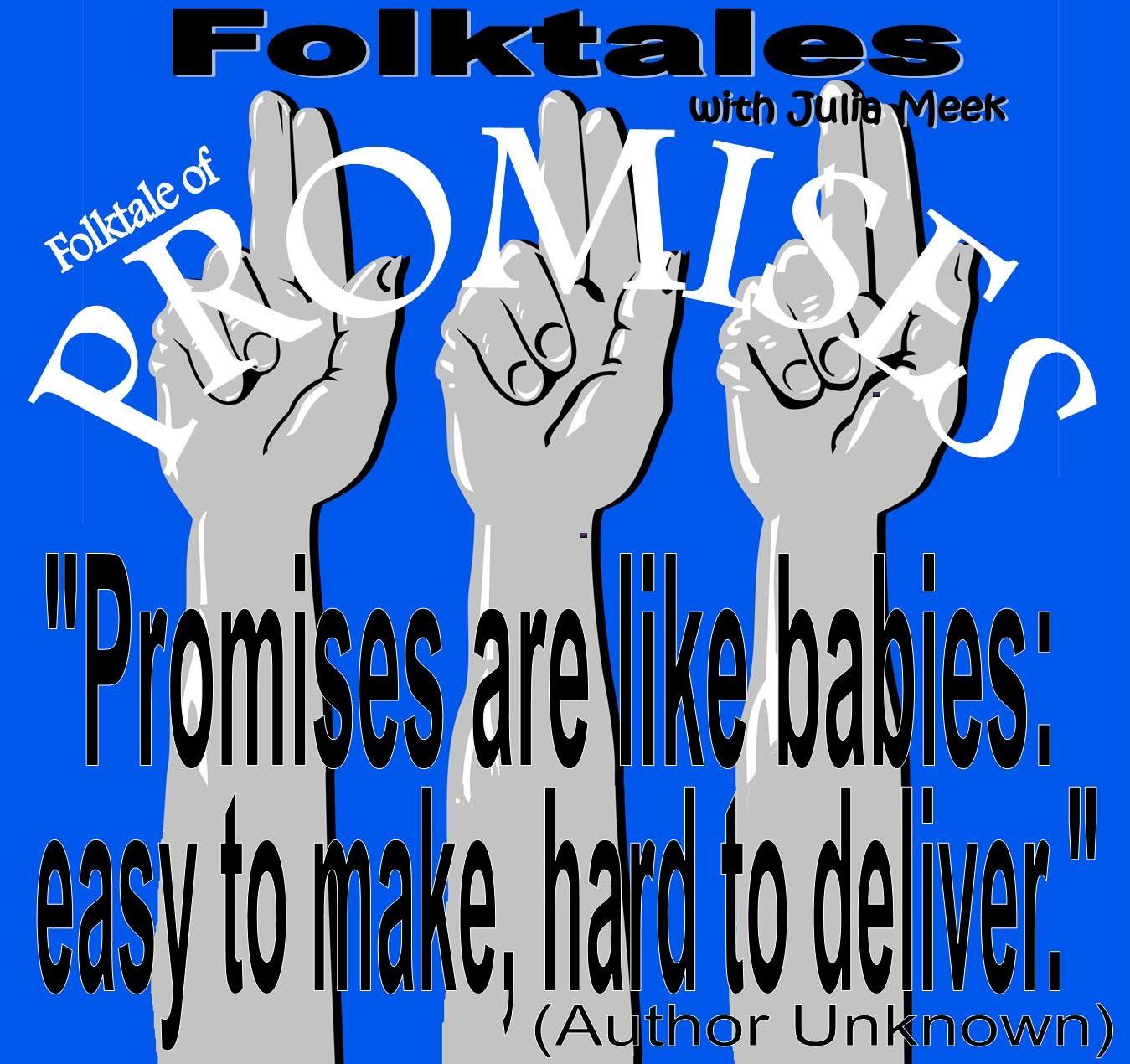 Caption: WBOI's Folktale of Promises, Credit: Julia Meek