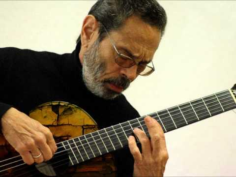 Caption: Leo Brouwer, Credit: Leo Brouwer