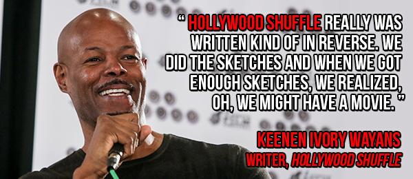 Caption: actor, Keenen Ivory Wayans