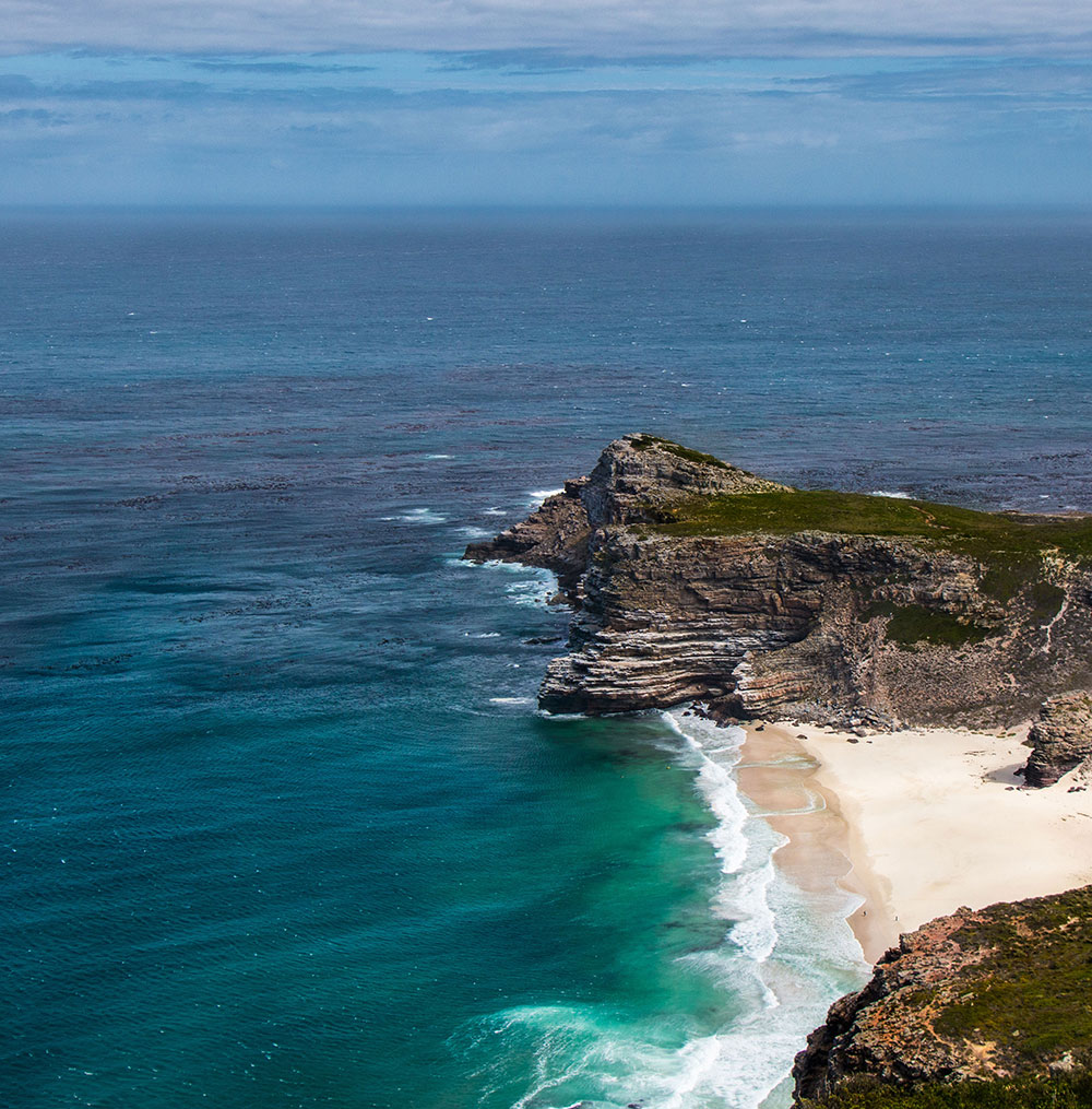 Caption: Cape of Good Hope. Cape Town, South Africa, Credit: Photo by Victor Smits on Unsplash