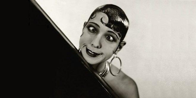 Caption: Josephine Baker, circa 1926. Photograph by George Hoyningen-Huene
