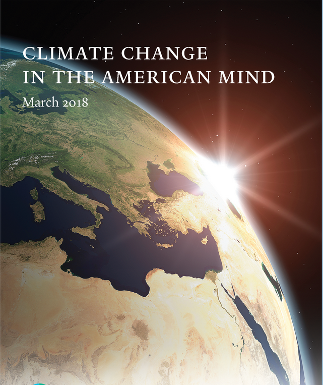 Caption: Yale Climate Connections 2018 Report, Credit: Yale Climate Connections