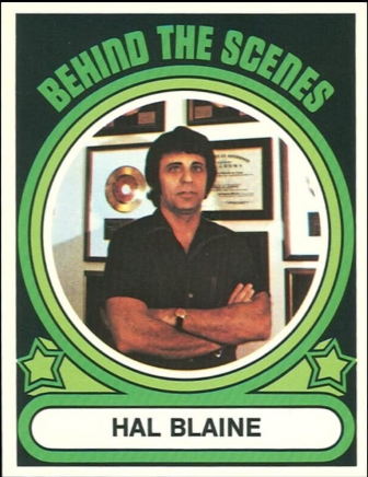 Caption: Hal Blaine