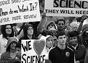 Caption: Skeptic Check: Political Scientist, Credit: Seth Shostak