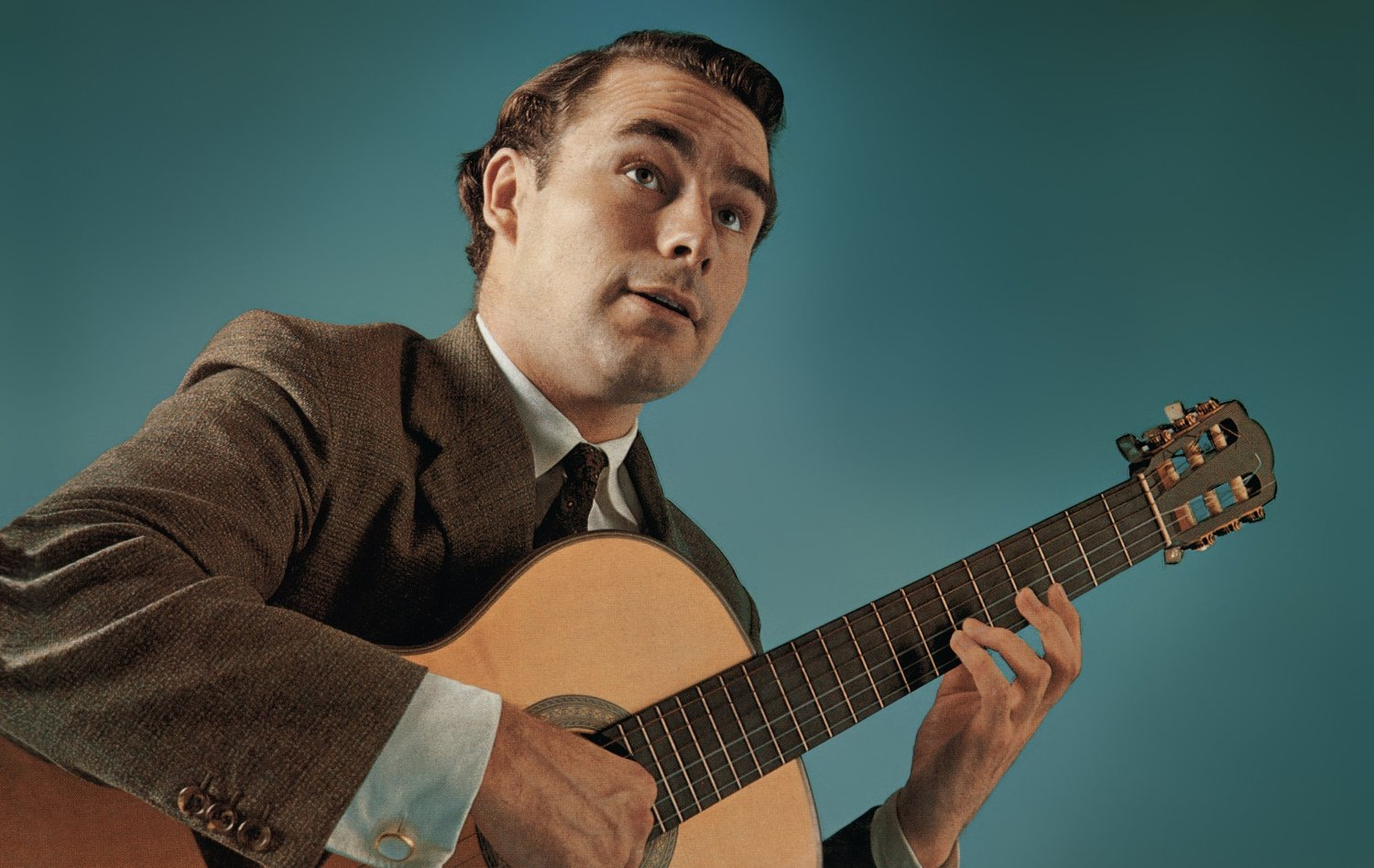 Caption: Julian Bream, Credit: RCA Records