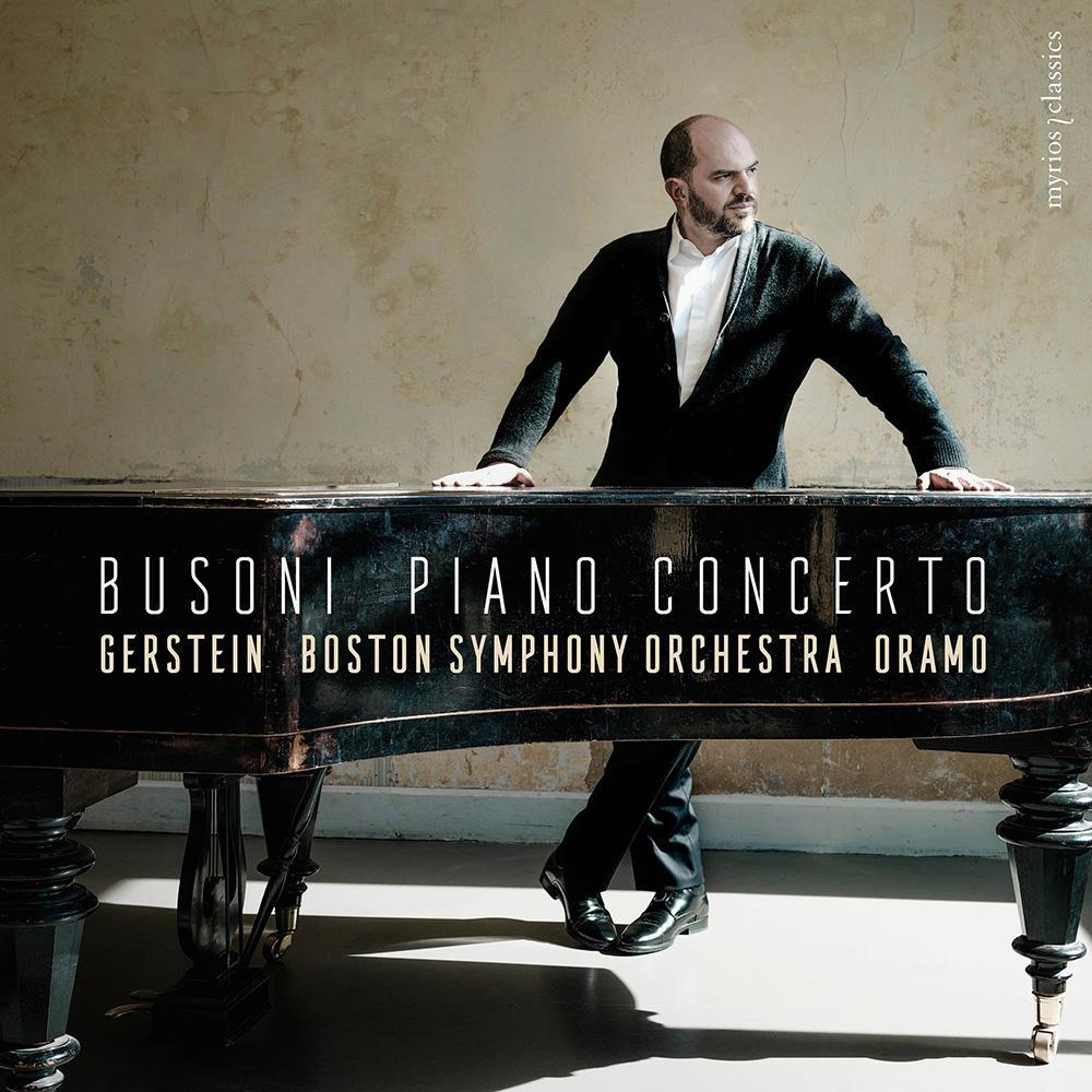 Caption: Busoni's Piano Concerto with Kirill Gerstein, Credit: Myrios Classics