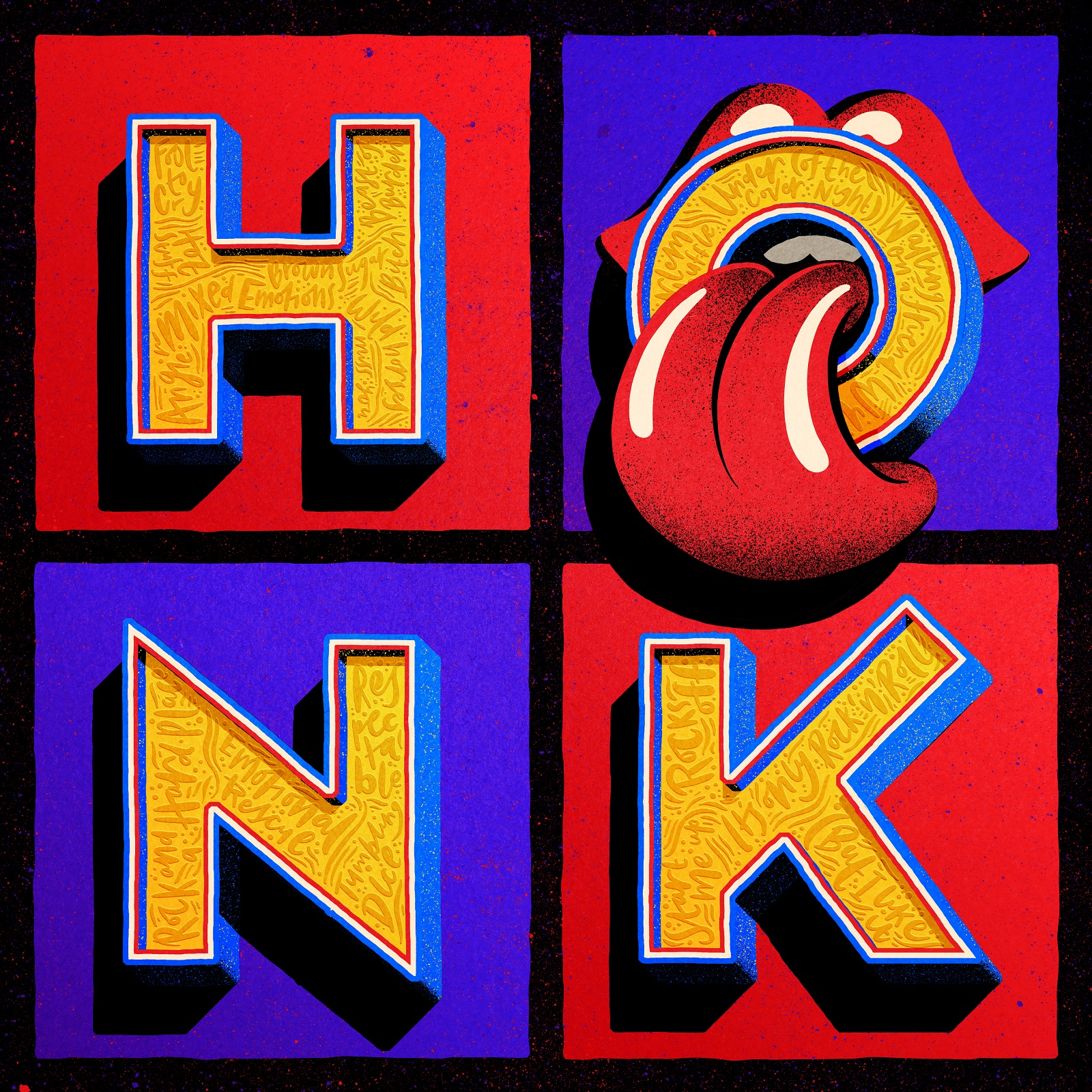 Caption: The Rolling Stones - Honk