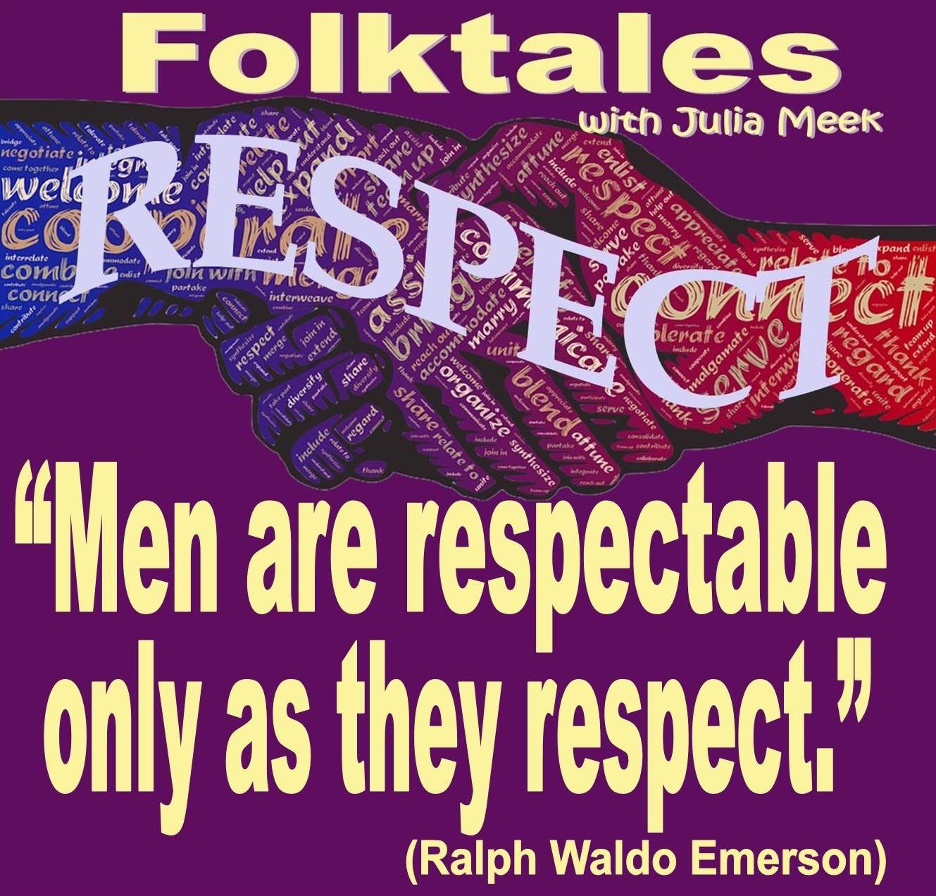 Caption: WBOI's Folktale of Respect, Credit: Julia Meek