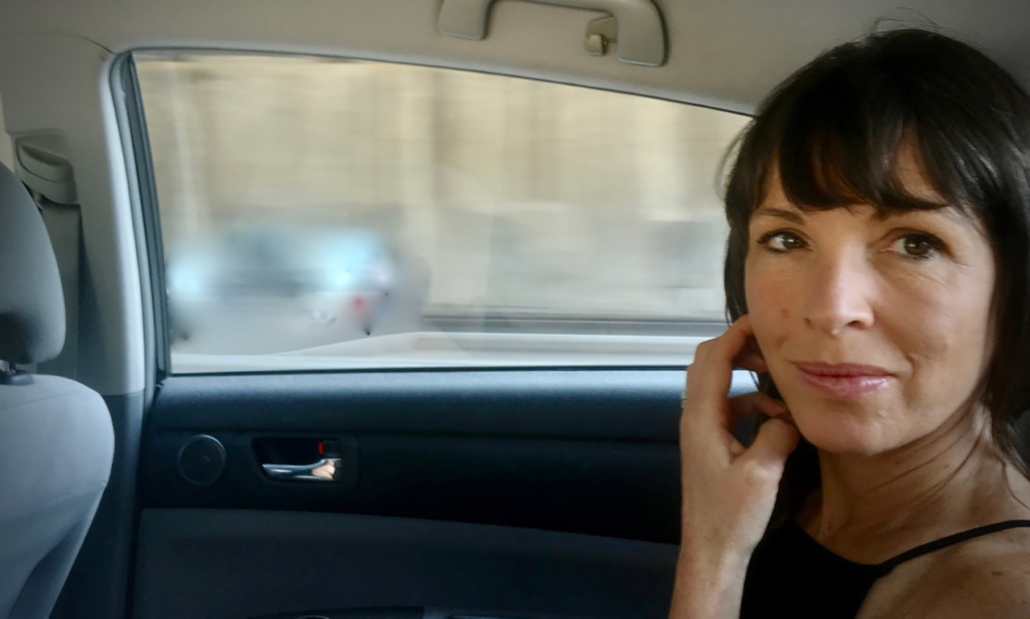 Caption: Rachel Cusk, Credit: Siemon Scamell Katz