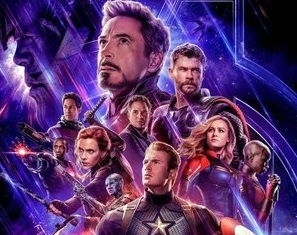Caption: The MCU's 'Avengers: Endgame'