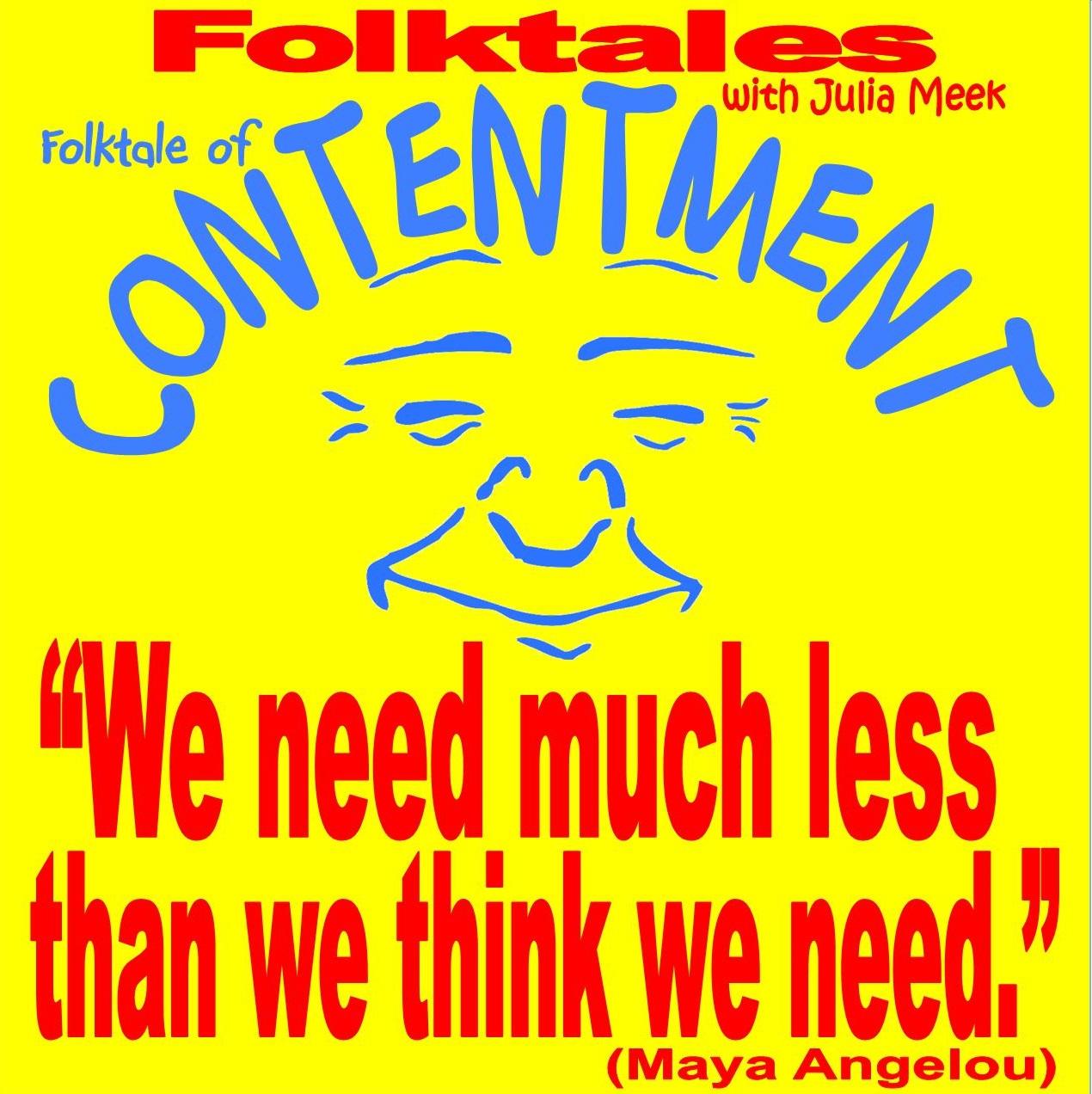Caption: WBOI's Folktale of Contentment, Credit: Julia Meek