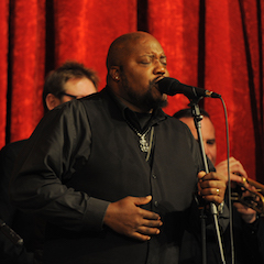 Caption: The deep soul blues vocals of Sugaray Rayford.
