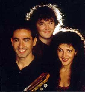 Caption: Trio de Cologne, Credit: GHA Records
