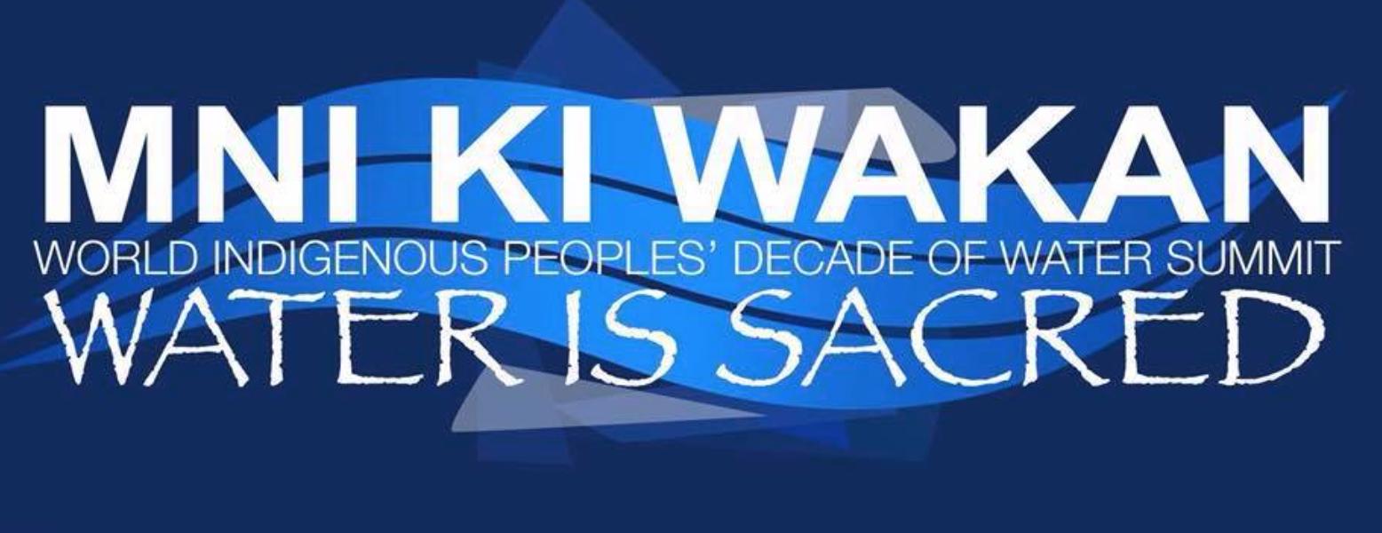 Caption: The Minnesota based organizers of Mni ki wakan are planning their 3rd conference in August., Credit: mni ki wakan
