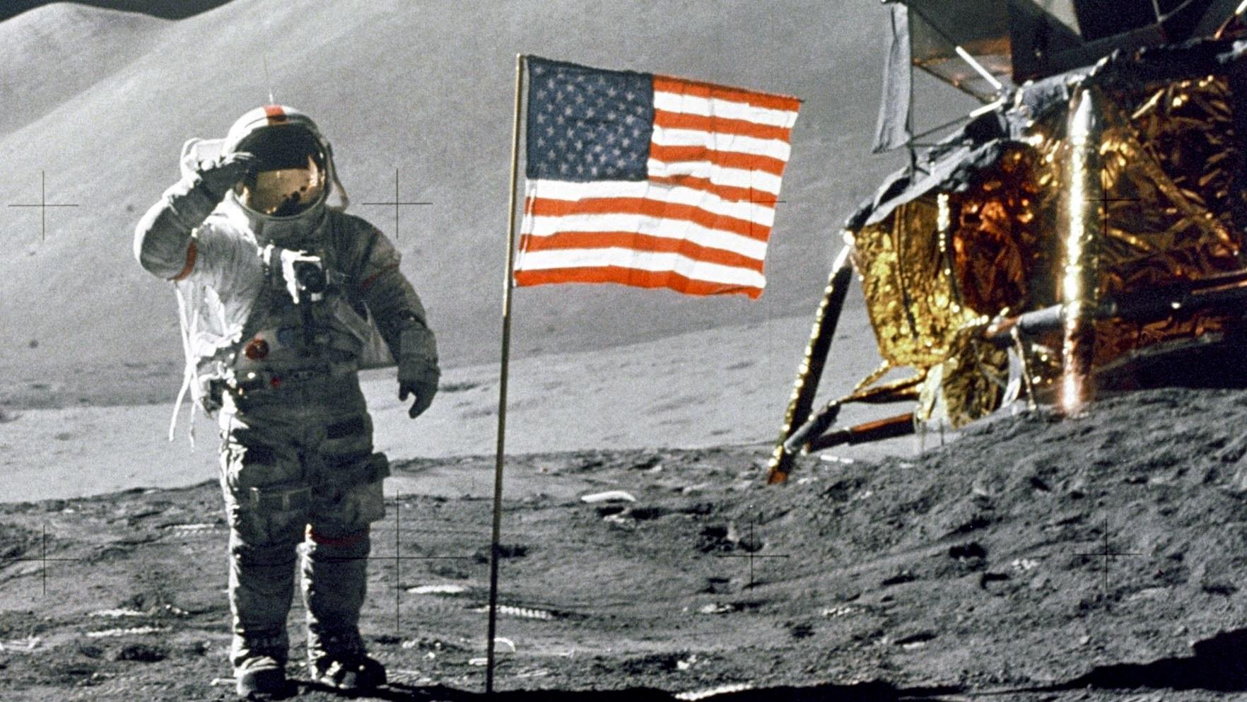 Caption: Neil Armstrong, Credit: NASA