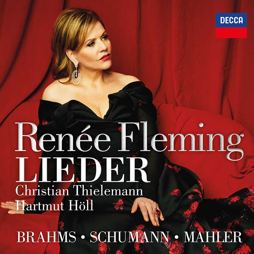 Caption: Lyricism and Lyrics includes the latest from Renee Fleming, Credit: Decca