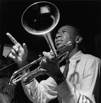 Caption: Lee Morgan